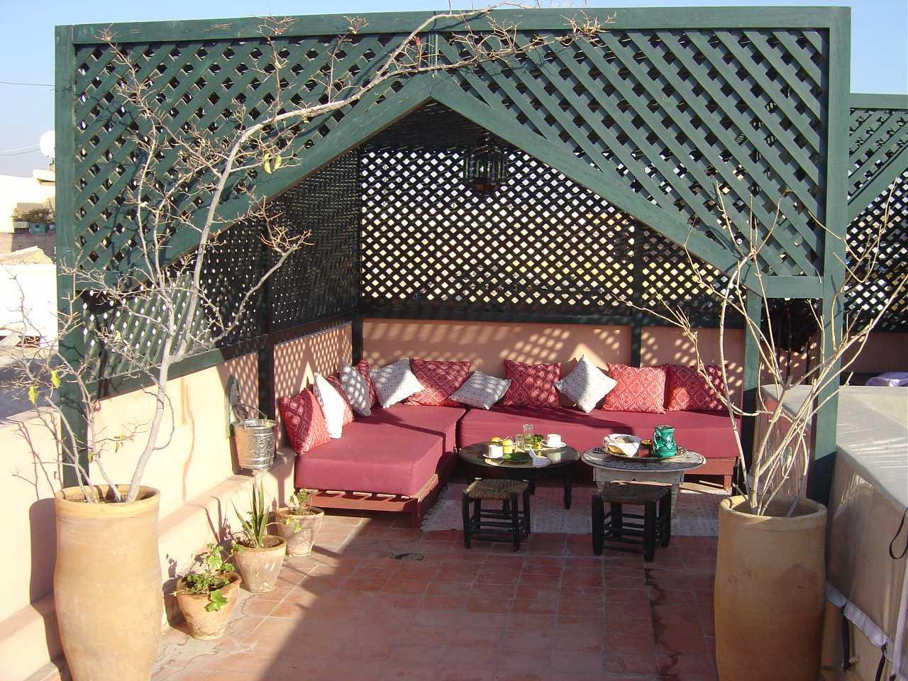 dar ftouma marrakech maroc. Black Bedroom Furniture Sets. Home Design Ideas