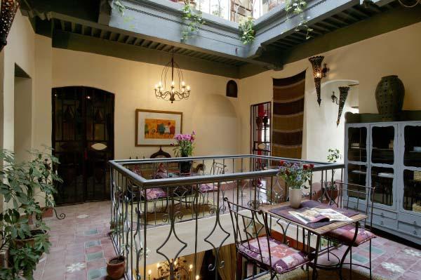 Villa garance essaouira maroc - Belle maison interieur ...