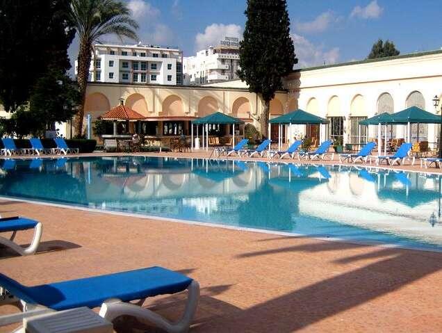 Royal mirage fes hotel fes maroc for Hotel fes piscine