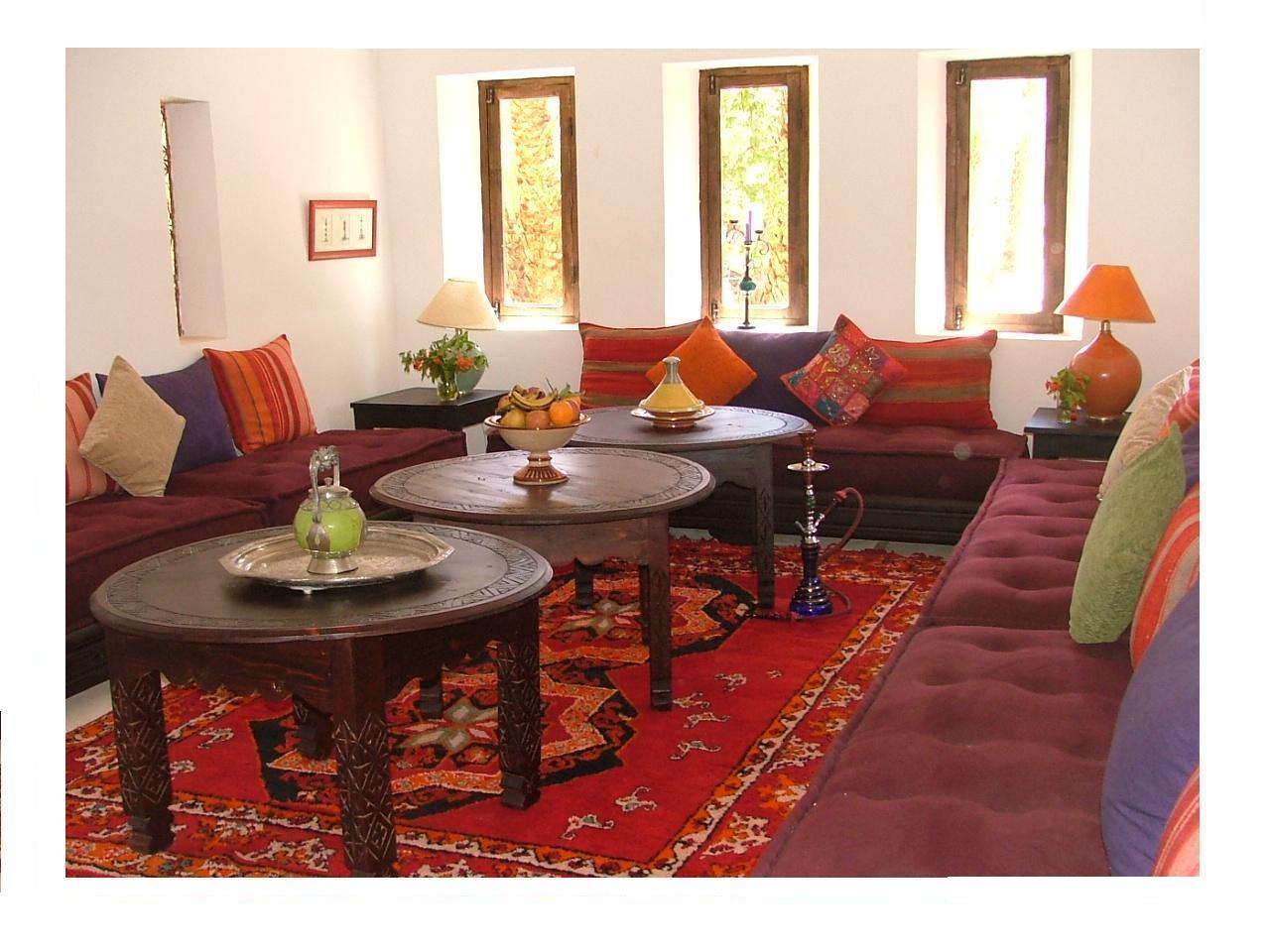 Kasbah azul agdz maroc for Avito salon marocain casablanca